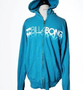 Billabong Hooded Sweatshirt Size L